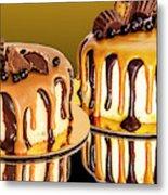Chocolate Delights Metal Print