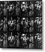 Choereographer George Balanchine Metal Print