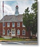 City Hall - Shelby, North Carolina Metal Print