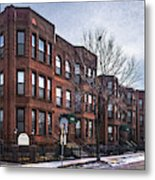 Cityview Cooperative, Minneapolis Metal Print