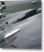 Classic Austin Car Bonnet Badge Metal Print
