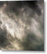 Clouds 30 Metal Print
