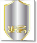 Coat Of Arms Metal Print