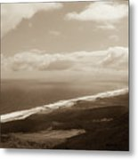 Cofete Beach Metal Print
