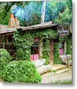 Cold Springs Tavern The Dining Room Metal Print