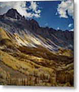 Colorado Mountains Metal Print
