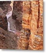 Colorado River Glen Canyon Gorge Metal Print