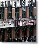 Colorado Rockies V San Diego Padres Metal Print