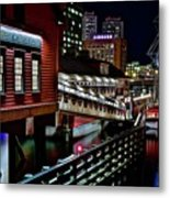 Colorful Boston Museum Metal Print
