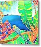 Colorful Tropics 16 Metal Print