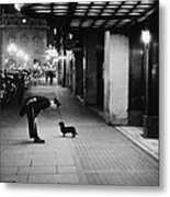 Commissionaires Dog Metal Print