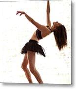 Contemporary Dance Move Metal Print