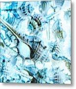 Creative Seas Metal Print