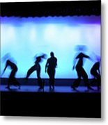 Dance Theater Metal Print