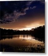 Dark Reflections  Metal Print