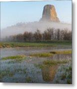 Devil's Tower National Monument Metal Print