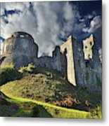 Dinefwr Castle 2 Metal Print
