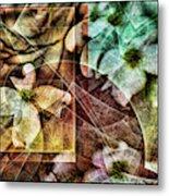 Dogwood Abstract Metal Print