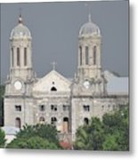 Domed Towers Metal Print