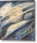 Dream Moon Metal Print