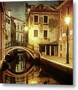 Dreaming Venice Metal Print