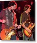 Drive By Truckers Patterson Hood And Mike Cooley  Metal Print