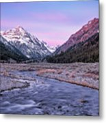Dry Creek Metal Print