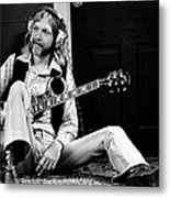 Duane Allman At Muscle Shoals Metal Print