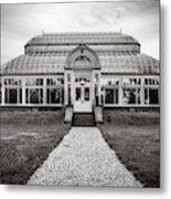 Duke Farms Conservatory Metal Print