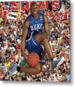 Duke University Nolan Smith, 2011 March Madness College Sports Illustrated Cover Metal Print