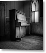 Echoes Of Silenced Voices Metal Print