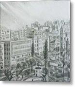 El Mansheya Park - Tripoli Metal Print