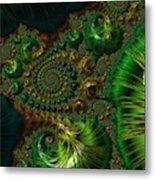 Emerald City. Metal Print