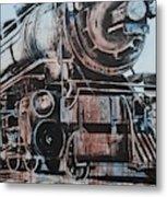 Engine #25 Metal Print