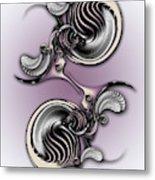 Essentialist Creation Metal Print