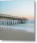 Evening Pastels Metal Print