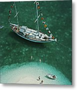 Exuma Holiday Metal Print