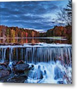 Fall In The Hudson Valley  Metal Print