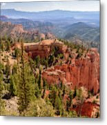 Farview Point - Bryce Canyon - Utah Metal Print