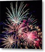 Fireworks 2019 One Metal Print