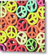 Flares Of Freedom Metal Print