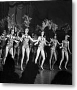 Floor Show From The Cotton Club Metal Print