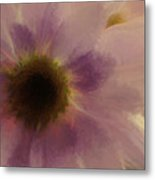 Floral Impressions Lix Metal Print