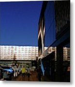 Fort Kinnaird Metal Print
