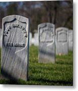 Four Unknowns Metal Print