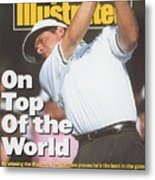 Fred Couples, 1992 Masters Sports Illustrated Cover Metal Print