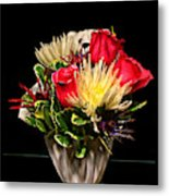 Friendship Bouquet Metal Print