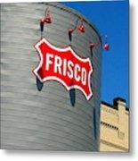 Frisco Museum  Metal Print