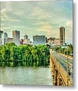 From Across The James Metal Print