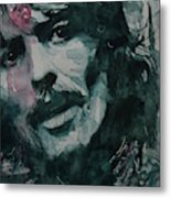 George Harrison - All Things Must Pass Metal Print